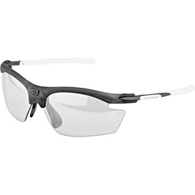 Rudy Project Rydon Slim Okulary rowerowe, frozen ash/impactX 2 photochromic laser black